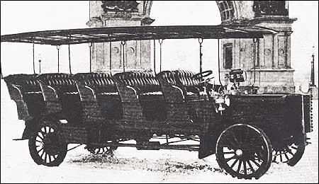 Mack Trucks 1900-1909