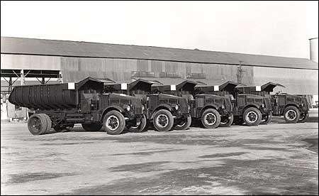 Mack History 1930
