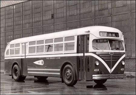 Mack History 1940